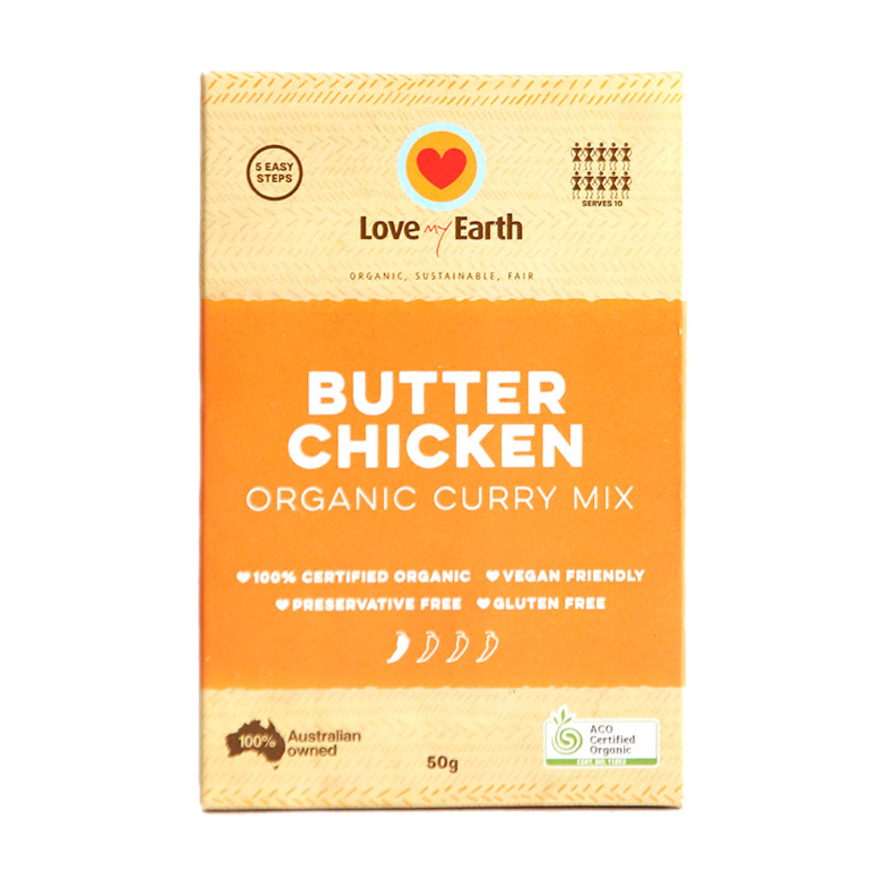 Organic Butter Chicken