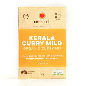Organic Kerala Curry