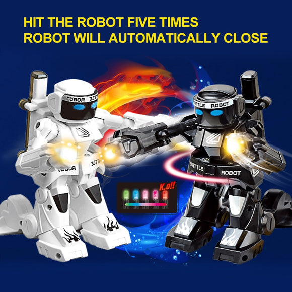 2.4G Battle Robot X-men Radio Remote Control Intelligent Toys VS Double Players - Shopit Store