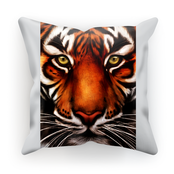 Tiger Sublimation Cushion Cover - Shopit Store
