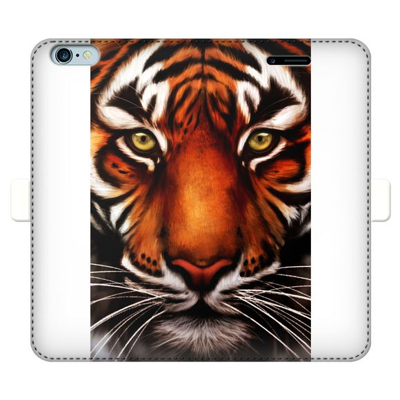 Tiger Fully Printed Wallet Cases - Shopit Store