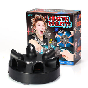 Shocking Roulette Lie Detector Electric Polygraph Test Finger Toy Party Kids Adult Games - Shopit Store