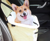 PET TRAVEL CARRIER BAG - BEIGE - SMALL PETS - CATS DOGS - Shopit Store