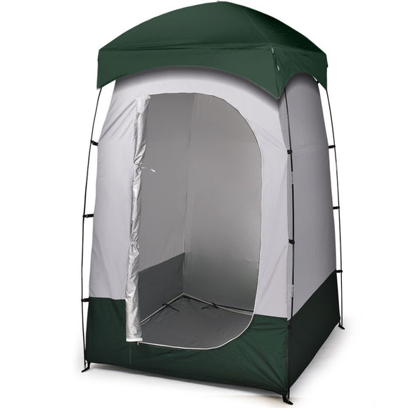 CAMPING OUTDOOR PRIVACY CHANGE ROOM SHOWER TOILET TENT XL - Shopit Store