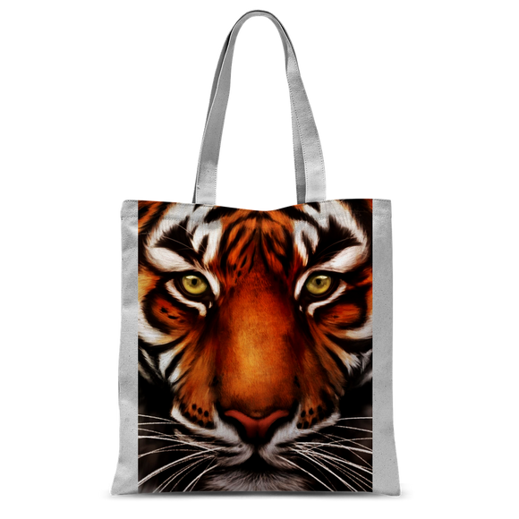Tiger Classic Sublimation Tote Bag - Shopit Store