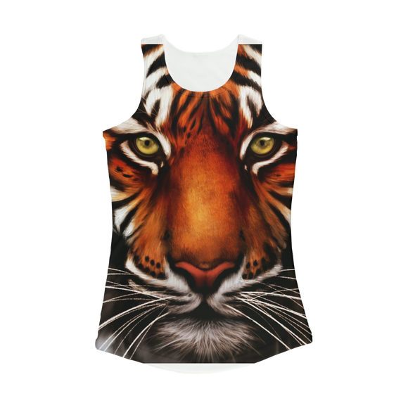 Tiger Women Performance Tank Top - Shopit Store