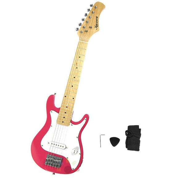 ELECTRIC CHILDREN'S GUITAR PINK-PURPLE - Shopit Store