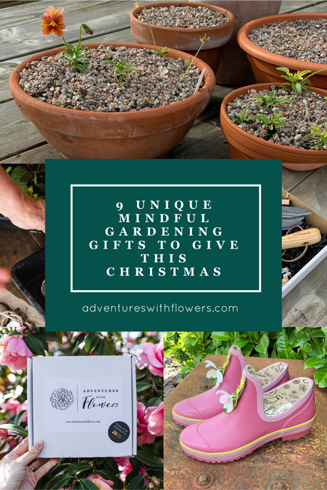 9 unique mindful gardening gifts to give this Christmas