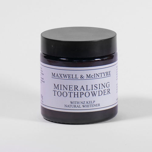 NATURAL MINERALISING TOOTHPOWDER