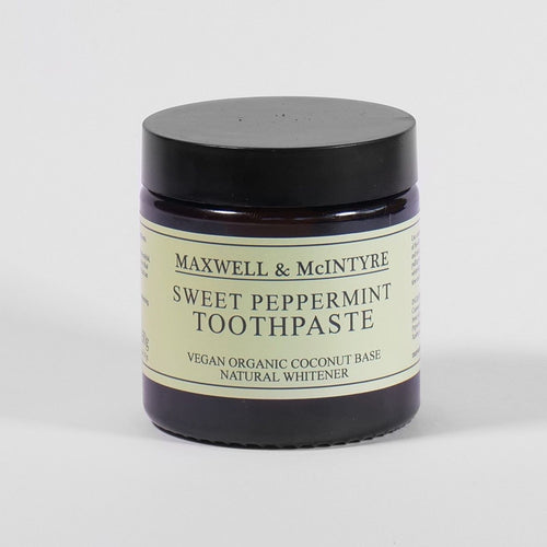 NATURAL SWEET PEPPERMINT TOOTHPASTE