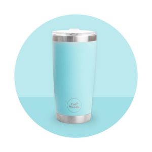 HOT & COLD TUMBLER - OCEAN BLUE