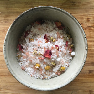 NAKED TRIBE SALT SOAK - GODDESS BLEND