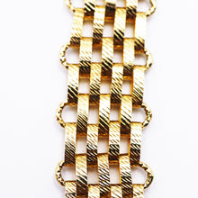 Load image into Gallery viewer, 14 KT Woven Braid Bracelet