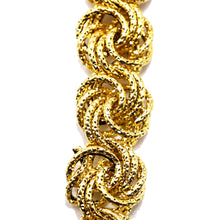 Load image into Gallery viewer, 14KT Fashion Gold Bracelet