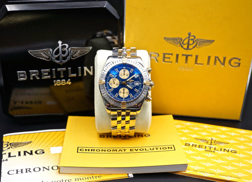 Breitling Chronomat Evolution Watch B13356