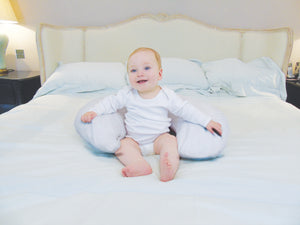 Widgey 5-in-1 Feeding Pillow Baby Model