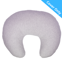 Load image into Gallery viewer, Spare Cover for Widgey Classic Feeding Pillow -Grey Marl