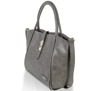 Beau Caris Leather Tote Style Changing Bag