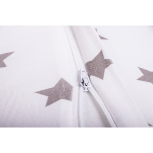 Silver Star Close Up Widgey 5-in-1 Feeding Pillow