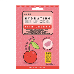 SUGU Hydrating Gel Lip Mask with Cherry