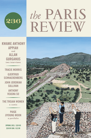 The Paris Review No. 236, Spring 2021