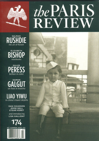 The Paris Review No. 174 Summer 2005