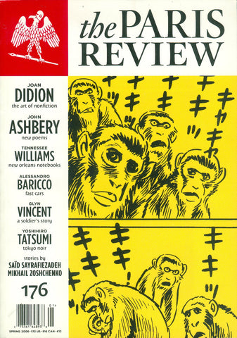 The Paris Review No. 176 Spring 2006