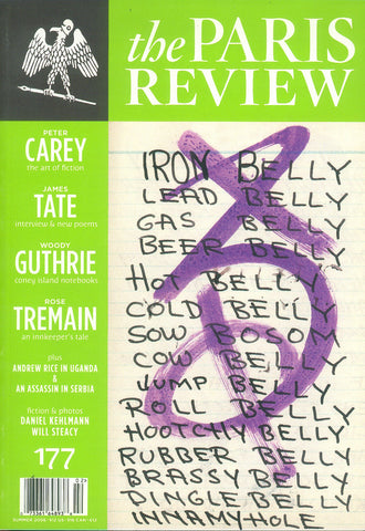 The Paris Review No. 177 Summer 2006