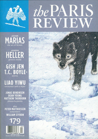 The Paris Review No. 179 Winter 2006