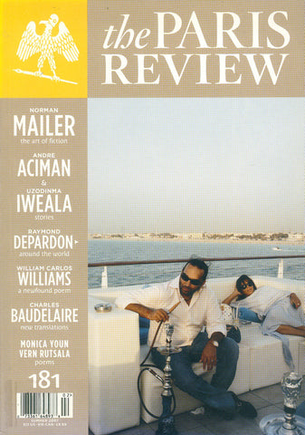 The Paris Review No. 181 Summer 2007