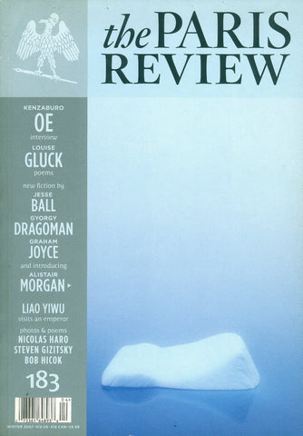 The Paris Review No. 183 Winter 2007