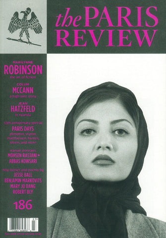 The Paris Review No. 186 Fall 2008