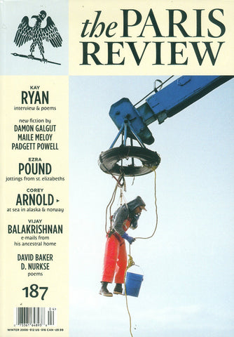 The Paris Review No. 187 Winter 2008
