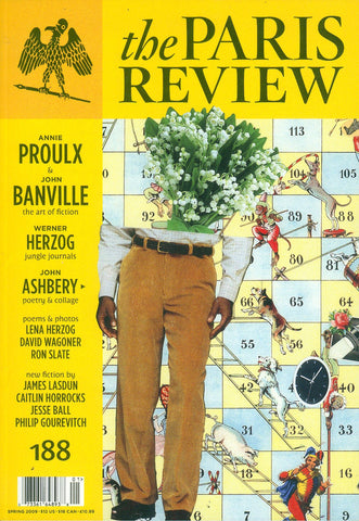 The Paris Review No. 188 Spring 2009