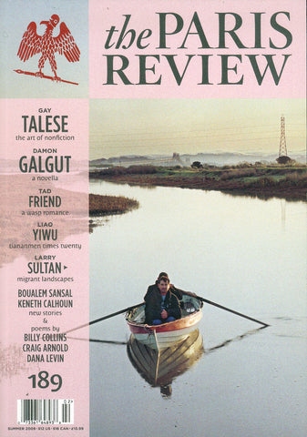 The Paris Review No. 189 Summer 2009