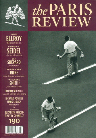 The Paris Review No. 190 Fall 2009