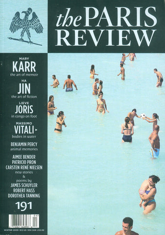 The Paris Review No. 191 Winter 2009