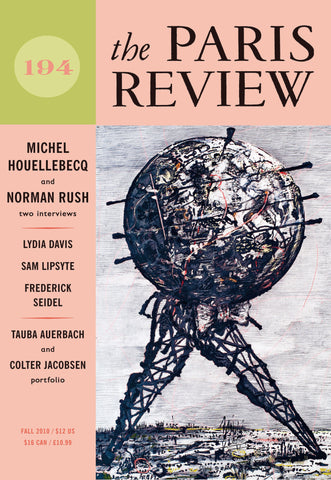 The Paris Review No. 194 Fall 2010