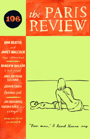 The Paris Review No. 196 Spring 2011