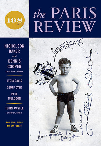 The Paris Review No. 198 Fall 2011