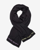 Dreyden for The Paris Review: Sans Serif Scarf