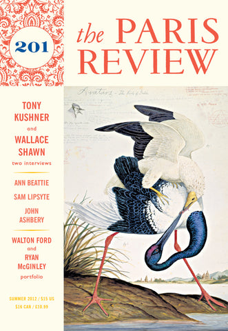 The Paris Review No. 201 Summer 2012