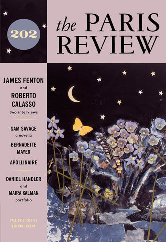The Paris Review No. 202 Fall 2012