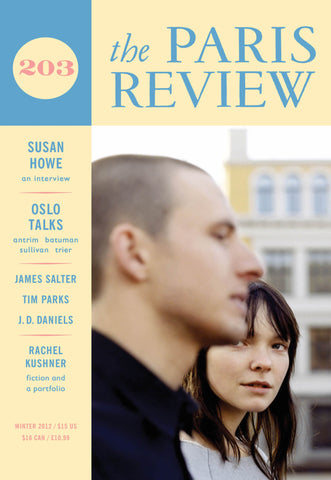 The Paris Review No. 203, Winter 2012