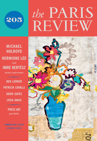 The Paris Review No. 205, Summer 2013