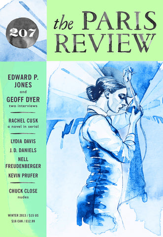 The Paris Review No. 207, Winter 2013