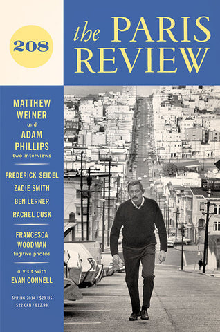 The Paris Review No. 208, Spring 2014