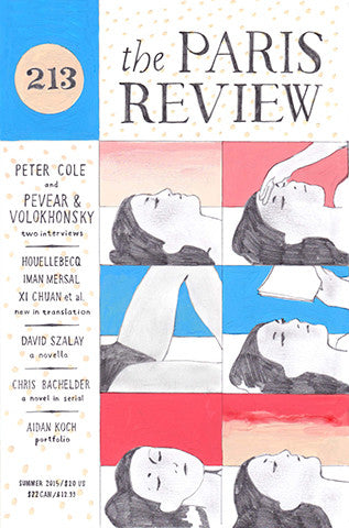 The Paris Review No. 213, Summer 2015