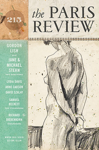 The Paris Review No. 215, Winter 2015