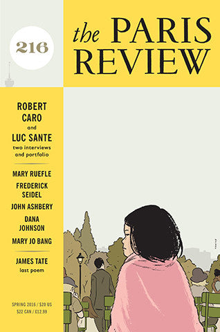The Paris Review No. 216, Spring 2016